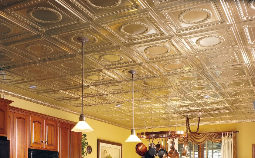 Metallaire Ceiling Tiles