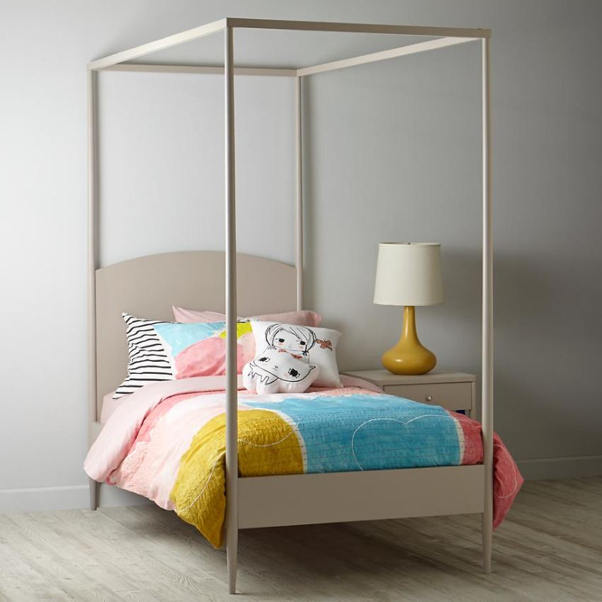 Modern bedroom from The Land of Nod
