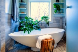 12 Creative Ways to Use Plants in the Bathroom