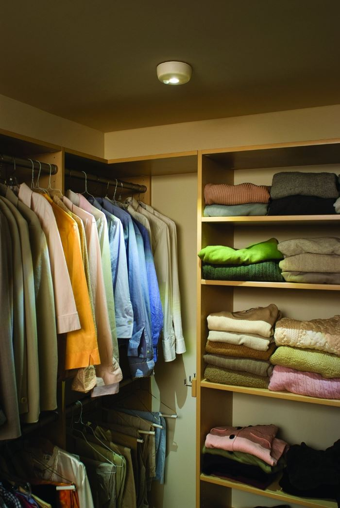 wireless closet lighting. View In Gallery Mr. Beams Ceiling Light For Closet Lighting Wireless E