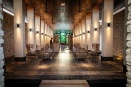Cancun's Nizuc Resort and Spa: A Design Adventure in Mexican History, Sustainability