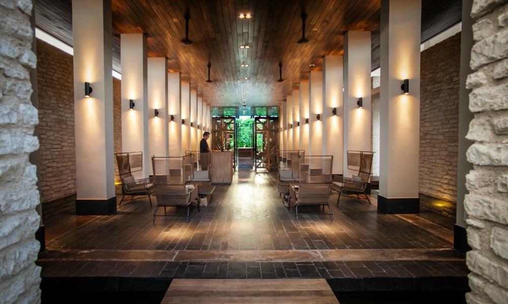 Cancun 39 s nizuc resort and spa a design adventure in for Design hotel spa