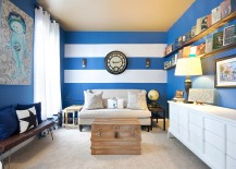 Narrow-living-room-with-a-striped-accent-wall-217x155