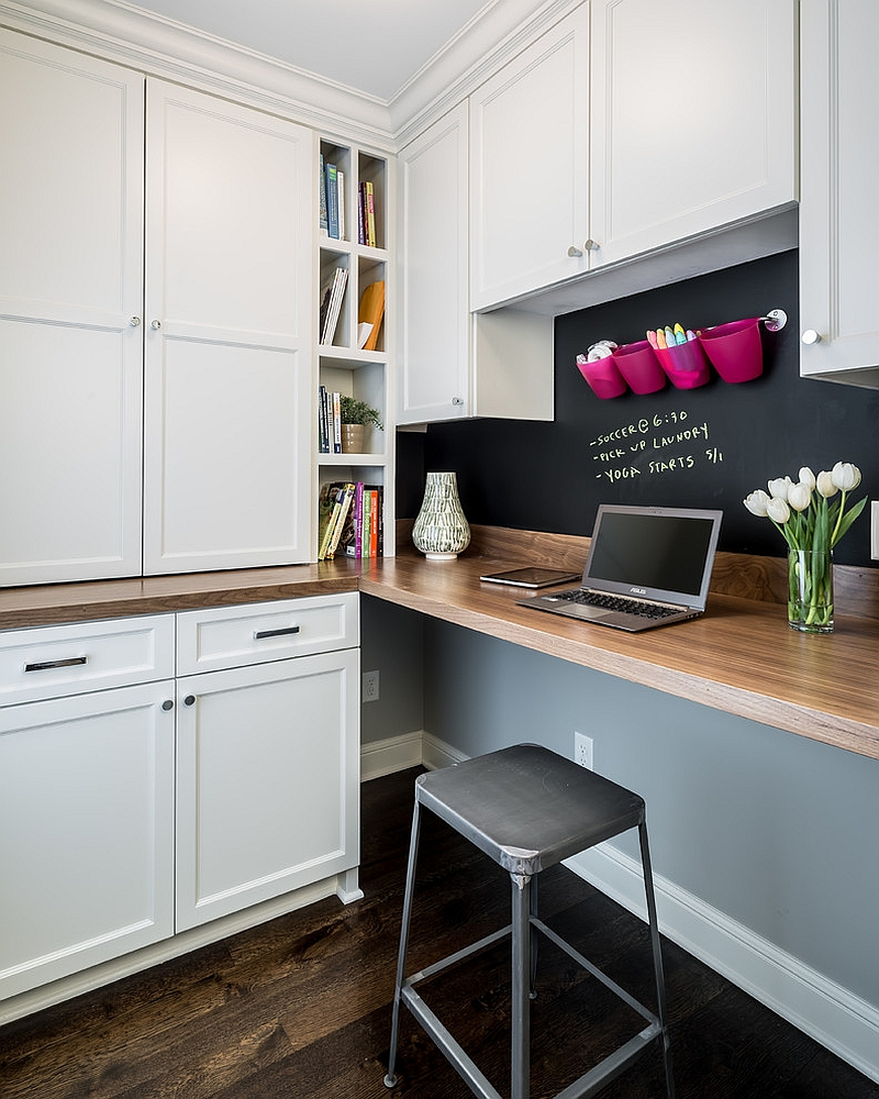 Never forget another chore or appointment! [Design: Sicora Design/Build]