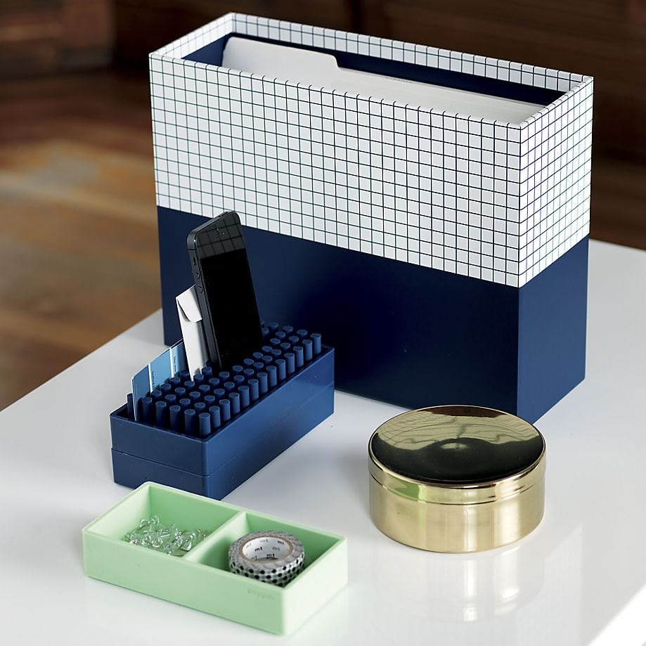 Office accessories from CB2