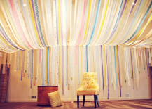 Ribbon Ceiling