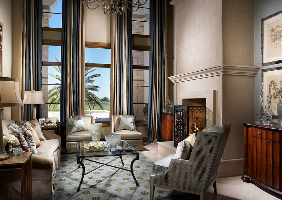 Lovely View In Gallery Sensational Living Room Paints Of A Picture Of  Sophistication And Luxury! [Design: MH