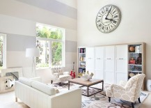 Serene-living-room-with-a-cool-accent-wall-217x155