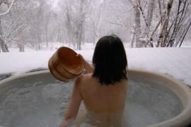 Simple Outdoor Hottub  Hot Tub Snow Machine: 9 Totally Unique Soaking Spots Simple Outdoor Hottub 270x180