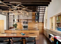 Spacious-kitchen-and-dining-area-showcase-a-modern-rustic-style-217x155
