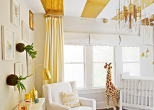 Striped Ceiling 217x155 8 Beautiful Ceiling Ideas That Will Make You Want to Look Up More Often