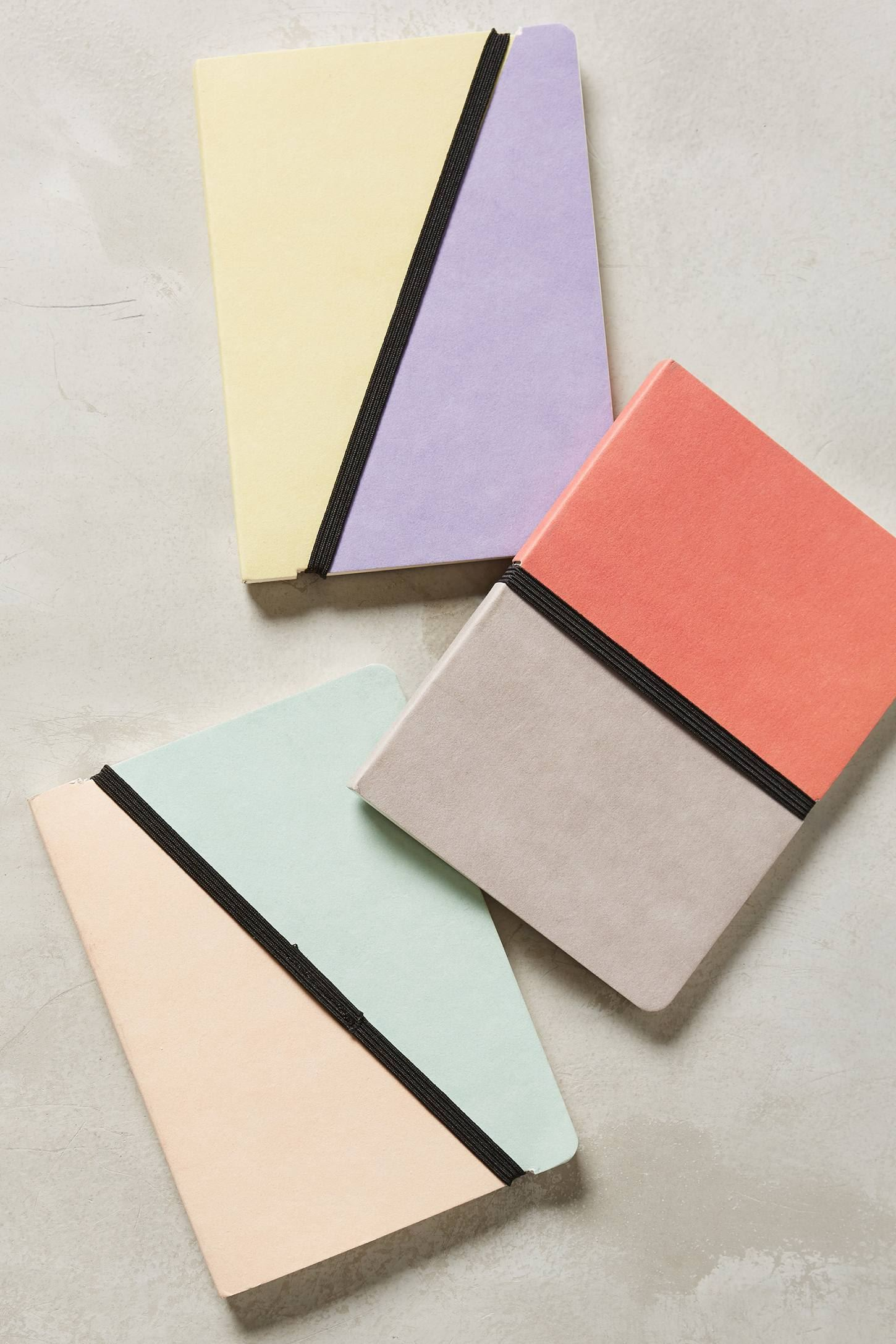Stylish notebooks from Anthropologie
