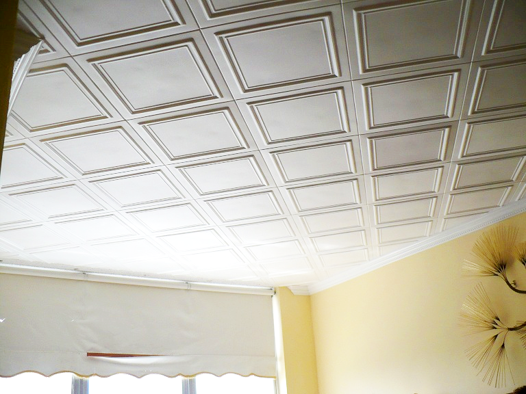Polystyrene Ceiling Tiles : Beautiful ceiling ideas that will make you want to look