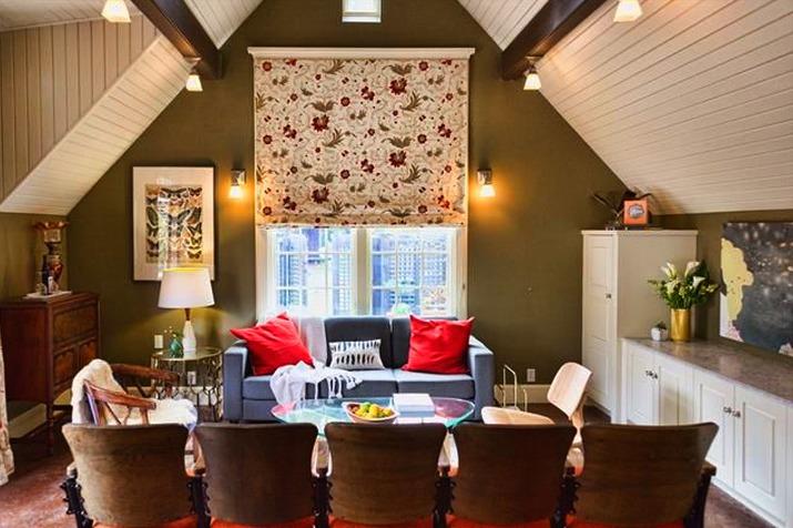 Tudor Cottage Living Room