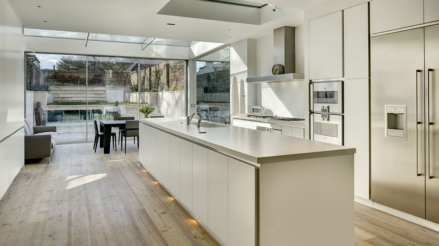 Manhattan Kitchen Design Uk
