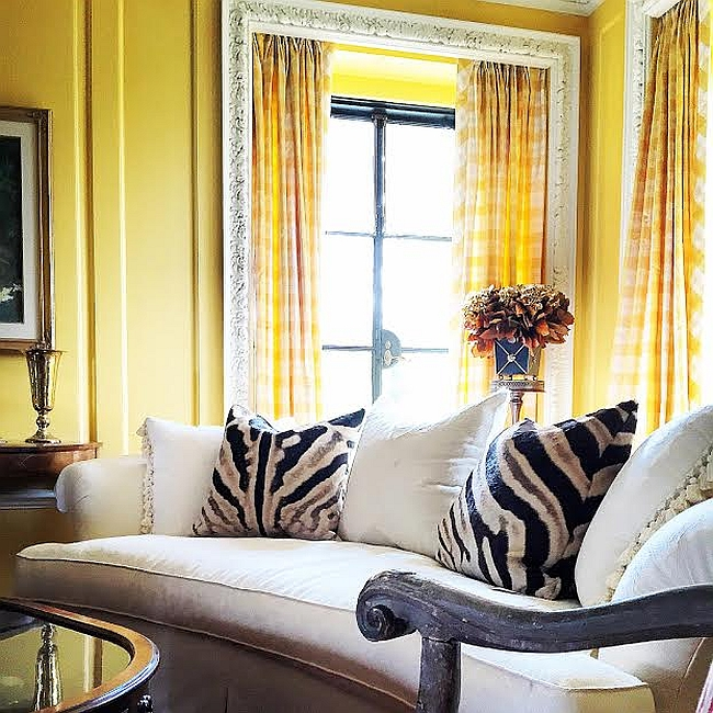 Living room with zebra accents welcome to for Brown zebra living room ideas