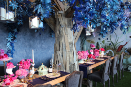 22 Over-the-Top Tablescapes to Inspire Your Next Dinner Party