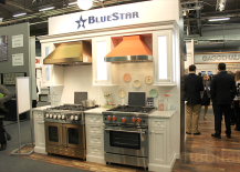 Architectural Digest Home Design Show 2015 Colorful Kitchens