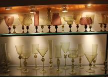 Architectural Digest Home Design Show 2015 Glassware