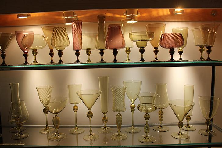 Architectural Digest Home Design Show 2015 Glassware Decoist