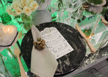 Architectural Digest Home Design Show 2015 Jung Lee Place Setting