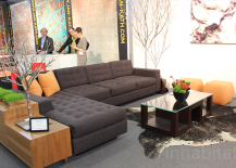 Architectural Digest Home Design Show 2015 Lounge Area