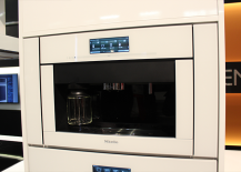Architectural Digest Home Design Show 2015 Miele Coffee Maker