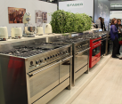 Architectural Digest Home Design Show 2015 Smeg Ranges
