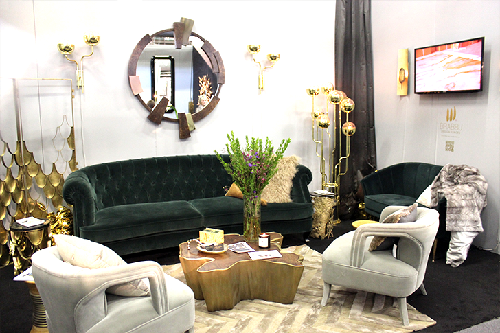 Architectural Digest Home Design Show 2015 Velvet Room