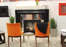 Architectural Digest Home Design Show 2015 Ventless Fireplaces