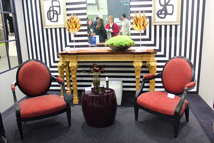 Architectural digest home design show 2015 viyet furniture for Architectural digest home show