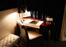 Art Deco Desk Area