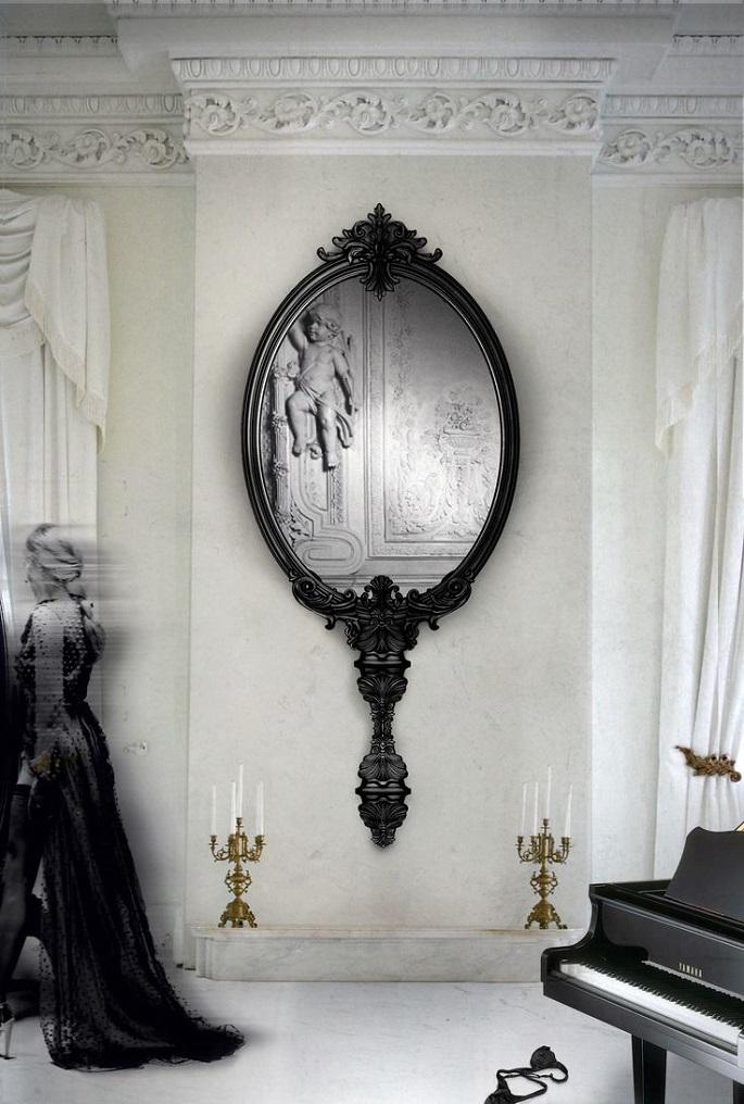 Bocoa do Lobo Marie Antoinette Mirror