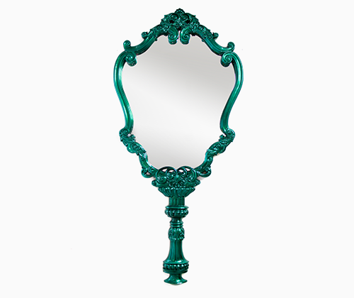 Bocoa do Lobo Marie Therese Oversized Mirror
