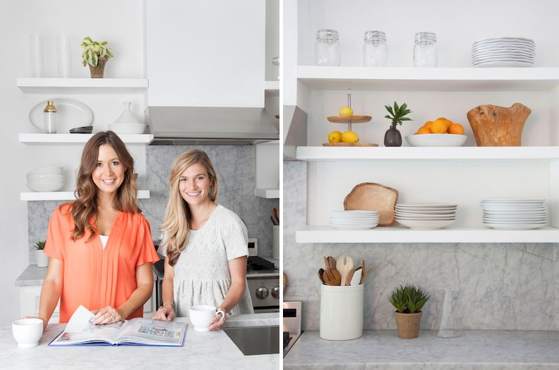 Camille styles with interior designer Claire Zinnecker