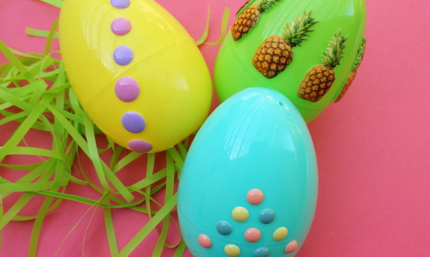 20 Colorful Easter DIY Projects