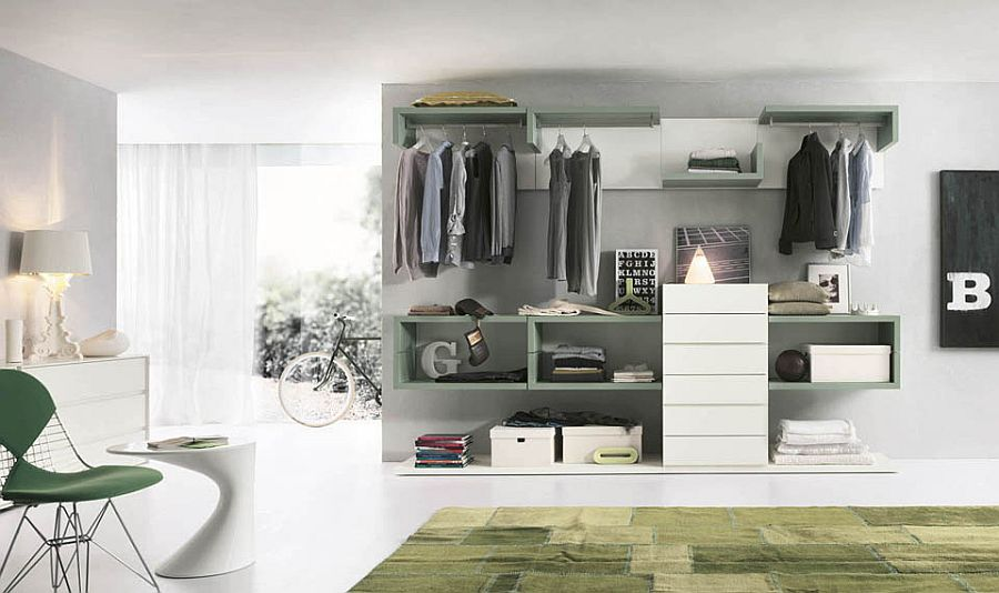 Modern Closet Cabinet Design 10 stylish open closet ideas for an organized, trendy bedroom
