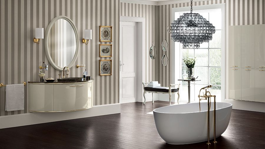 Magnifica Luxurious Italian Bathroom True To Its Name
