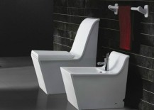 Cusio II Modern Bathroom Bidet