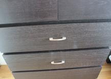 DIY Drawer Pull Installation New Drawer Pulls