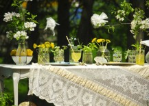 Dandelion table