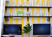 Define the workspace with some colorful stripes