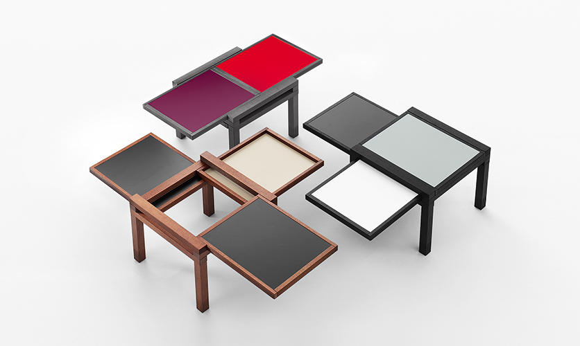 Expanding Coffee Table Collection