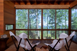 High Design Off-Grid Cabins: Escape from It All in Style
