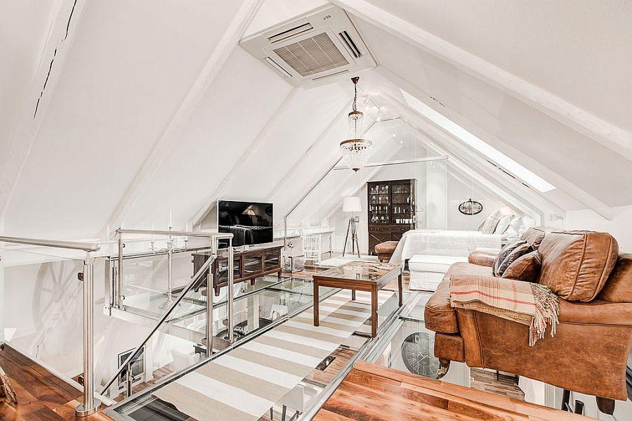 Duplex Stairs Design