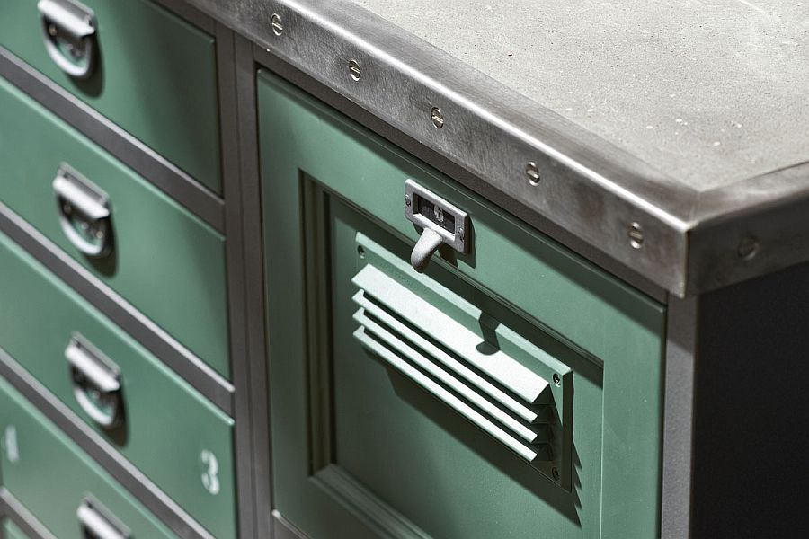 Hand crafted details of the kitchen make it one-of-a-kind