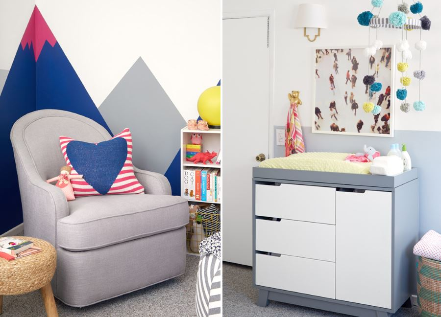 Joy Cho nursery makeover details