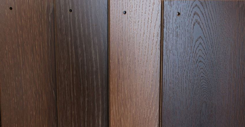 Laminate flooring in a variety of finishes