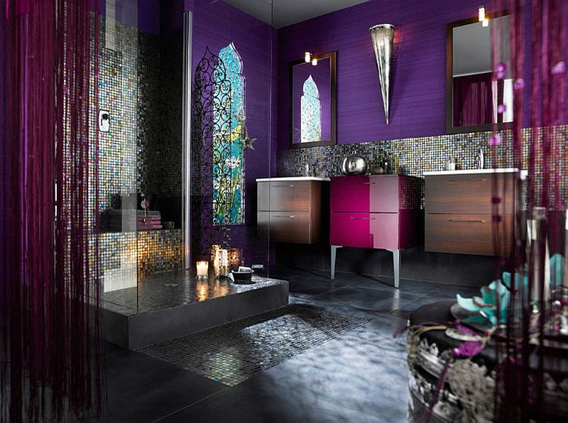 Exceptional 23 Amazing Purple Bathroom Ideas, Photos, Inspirations