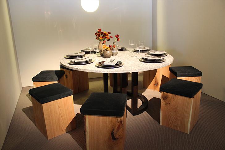 Minimalist Asian Dining Table